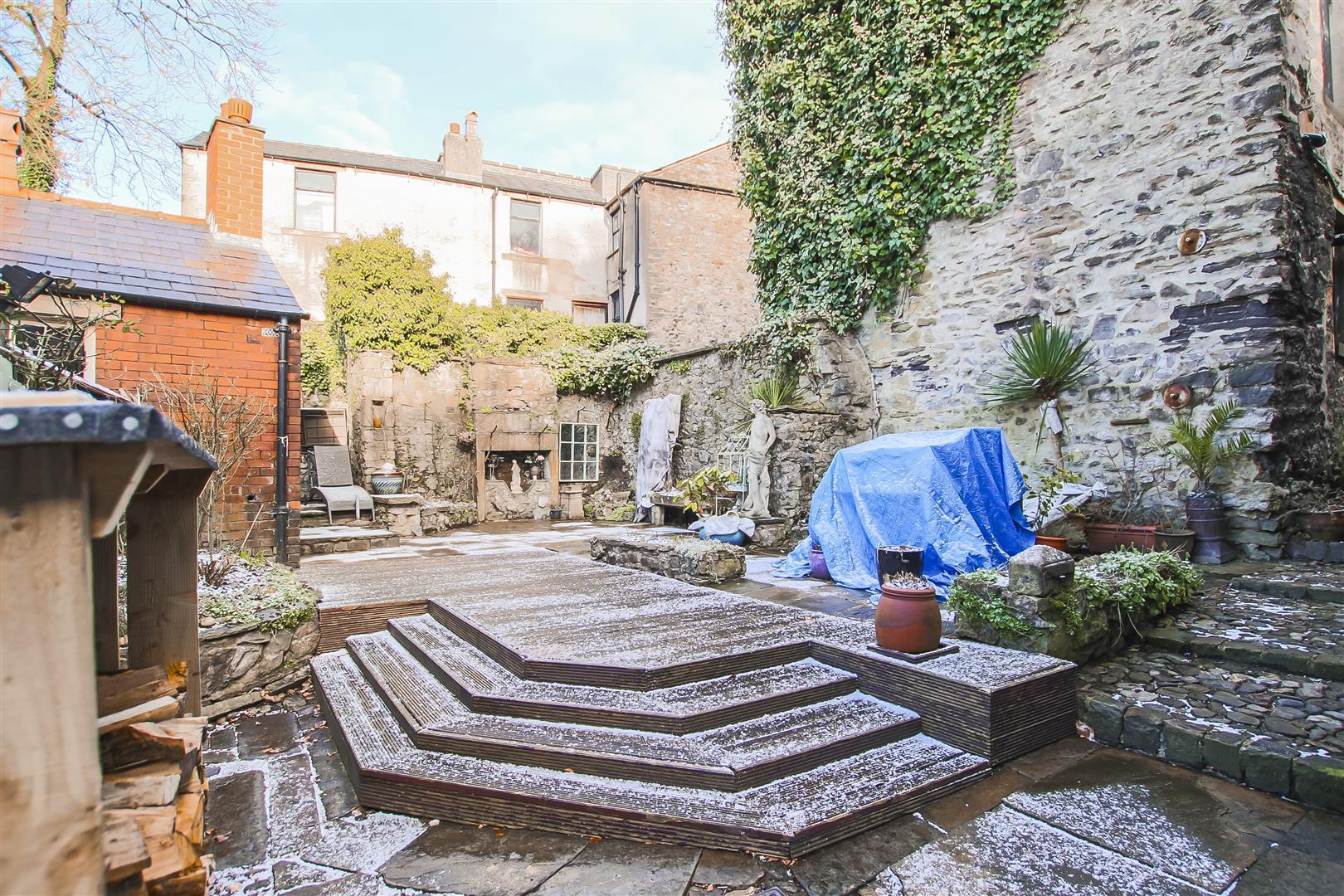 3 Bedroom Semi-detached House For Sale - Rear Garden